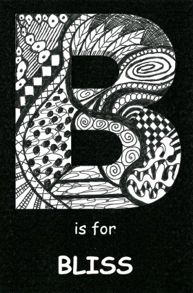 b is for bliss