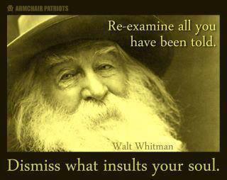 whitman quote